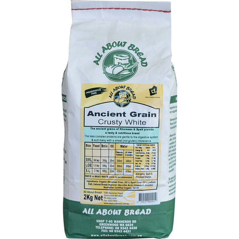 All About Bread Ancient Grain 2kg